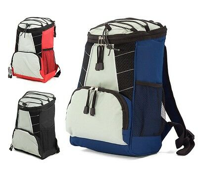 Benzi Stylish Cooler Backpack Cool Bag Lunch Picnic School Beach Travel
