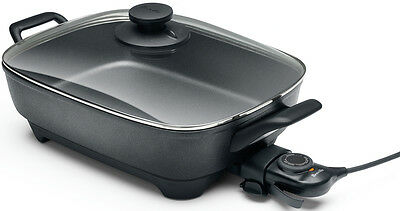 NEW Breville BEF250GRY Banquet Frypan