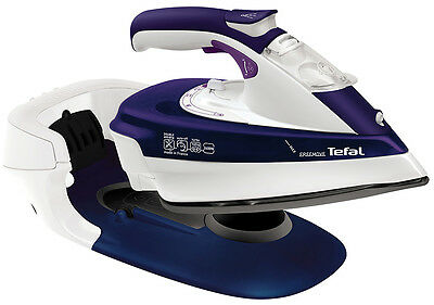 NEW Tefal Cordless Steam Iron FV9965