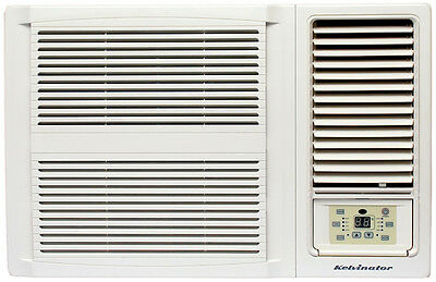 NEW Kelvinator KWH53HRE 5.3kW Window Box Reverse Cycle Air Conditioner