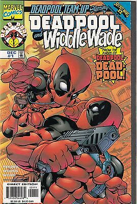 Deadpool Team-Up #1998 Deadpool and Widdle Wade NM