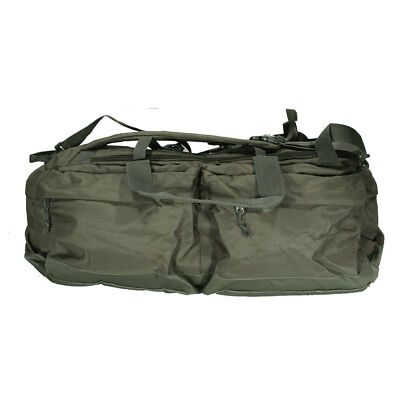 Sac A Dos Operationnel 110L Kaki Voyage Militaire Outdoor Paintball