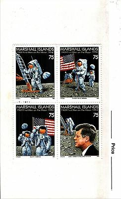 Marshall Islands Stamp Lot Scott 586a MNH Low combined Shipping