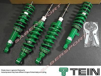 TEIN New Release Street Basis Z Coilovers for 2000-2005 Lexus IS300 Sedan Wagon