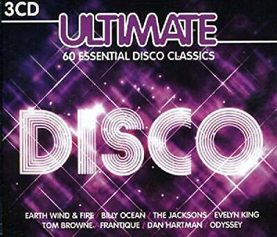 Various Artists - Ultimate Disco - Various Artists CD MSVG The Cheap Fast Free