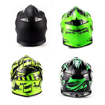 S-L Outdoor Adult Motorcross Downhill Rushing Mountain Cross-country DOT Helmets