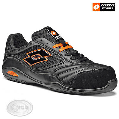 Safety Shoes Lotto Works Energy 500 Q2004 S1P Sra Resistance Calore