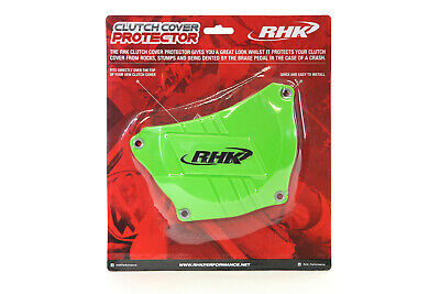 Rhk Motocross Kx250F 2009-16 Clutch Protector Cover Green