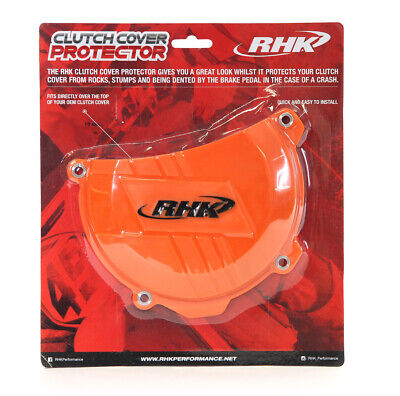 Rhk Ktm250 Sxf 13-15 Ktm350 11-15 Excf 14-15 Clutch Cover Protector Orange