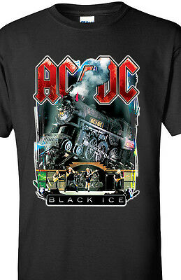 Acdc - Black Ice - T-Shirts