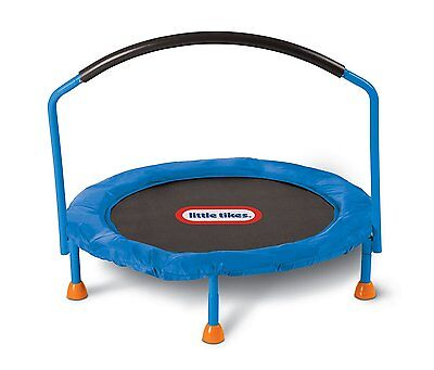 Little Tikes 3' Trampoline by Little Tikes (Plastic and metal combination) XTS