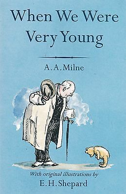 When We Were Very Young by A. A. Milne (Paperback, 2016) New Book