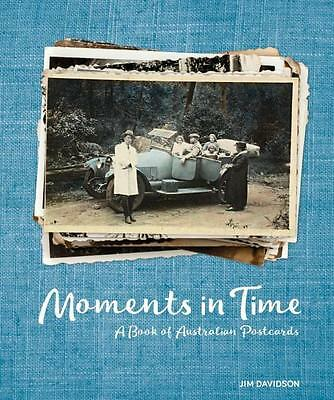 NEW Moments in Time By Jim Davidson Paperback Free Shipping