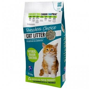 Breeders Choice Cat Litter 30 Litres