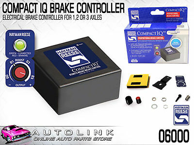 Hayman Reese Compact Iq Brake Controller 1 To 3 Axles - Proportional Type