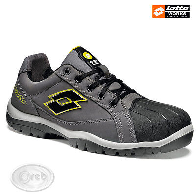 Safety Shoes Lotto Works Jump 700 R6986 S3 Src Waterproof