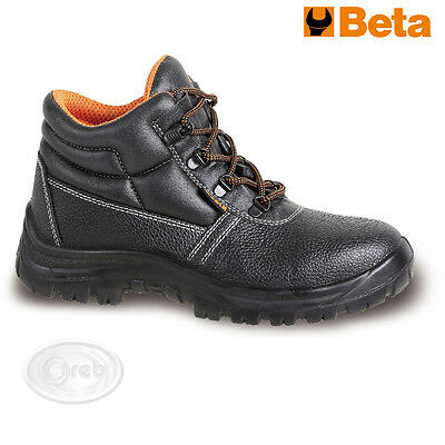 Safety Shoes Beta 7243C High Waterproof Leather Fiore Tip Steel