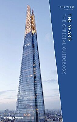 The Shard: The Official Guidebook by Kenneth Powell Book The Cheap Fast Free