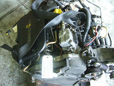 Moteur complet Scenic 1 Phase 2 // 1,9L DTI