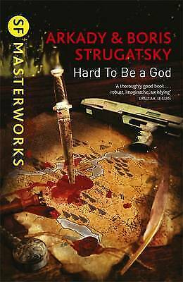 Hard to be a God by Boris Strugatsky, Arkady Strugatsky (Paperback)  New Book