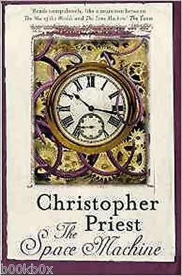 The Space Machine by Christopher Priest (Paperback, 2014) New Book