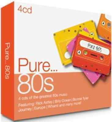 Various Artists-Pure... 80s  CD NEW