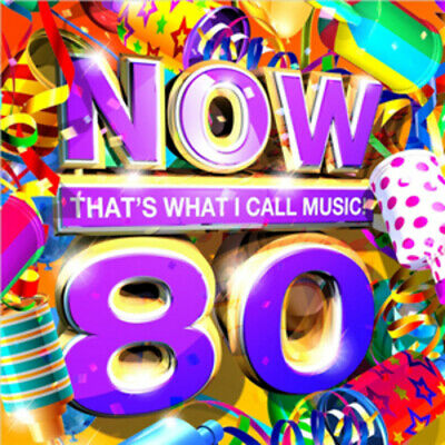 Various Artists : Now That's What I Call Music! 80 CD (2011)