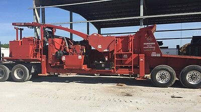 Morbark 40/36 Whole Tree Drum Chipper; 755 HP, 2013 Model