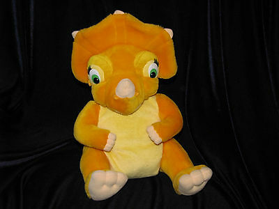 "1996 CERA The Land Before Time 13"" Plush Dinosaur Equity Toys Vintage Sarah"