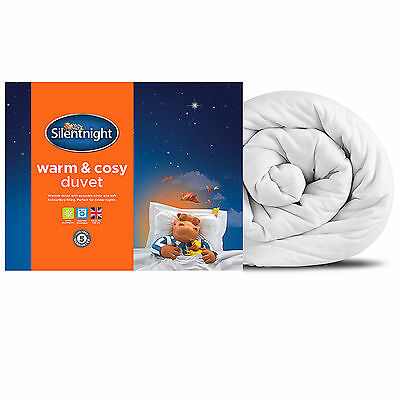 3x Silentnight Warm and Cosy 10.5 Tog Single Duvet
