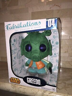 Fabrikations Star Wars Greedo Figure By Funko
