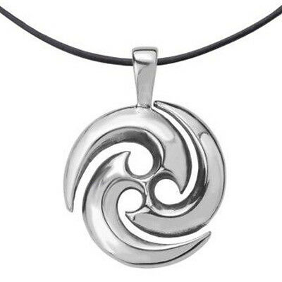 Celtic Stainless Steel Triskele Knot Pendant - Recorded Delivery