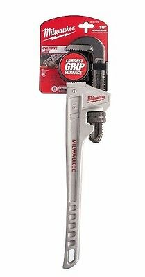 Milwaukee 48-22-7218 18 in. Aluminum Pipe Wrench