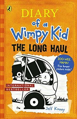 Diary of a Wimpy Kid: The Long Haul (Book 9) by Kinney, Jeff Book The Cheap Fast
