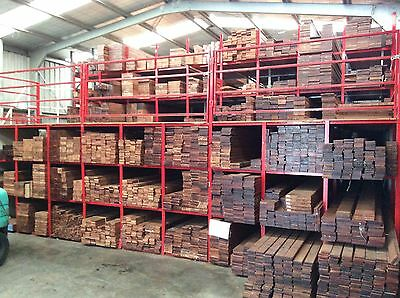 MERBAU TIMBER DECKING 90X19 mm 4.2m SET LENGTHS CHEAPEST PRICE BEST QUALITY