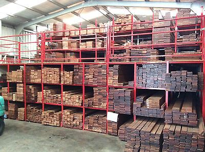 MERBAU TIMBER DECKING 90X19 mm 4.8m  SET LENGTHS CHEAPEST PRICE BEST QUALITY
