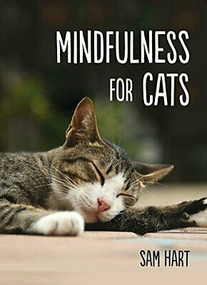 Mindfulness for Cats by Hart, Sam Book The Cheap Fast Free Post