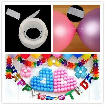 Balloon  Removable Clear Double Sided Sticky 100 Dots High Tack