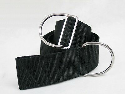 OTG Technical Scuba Diving 2 inch Traditional Crotch Strap #OG-89