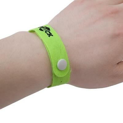 Hot! 10x Anti Mosquito Pest Insect Bugs Repellent Repeller Wrist Bands Bracelet