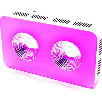 600W COB LED Grow Light Full Spectrum for Indoor Plants Veg Growth Bloom Lamp