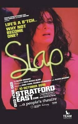 Slap by Alexis Gregory 9780956971982 (Paperback, 2015)