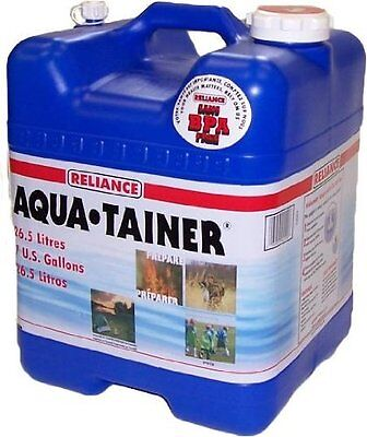 Reliance Product Aqua-Tainer7 Gallon Water Container(9410-03)by RELIANCE CONTROL