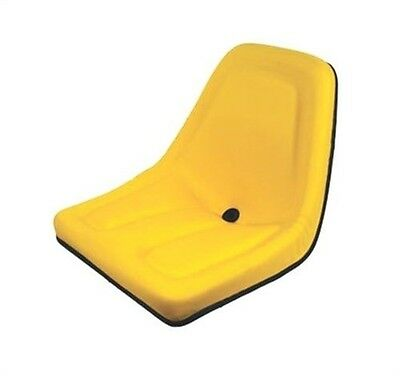 New Yellow Michigan Seat 2 Pack Made To Fit John Deere Gator Lawn Tractor