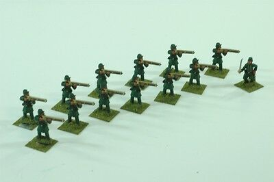 Vintage Rafm or MiniFigs ACW Union Berdan's Sharp Shooters & Officer Group of 13
