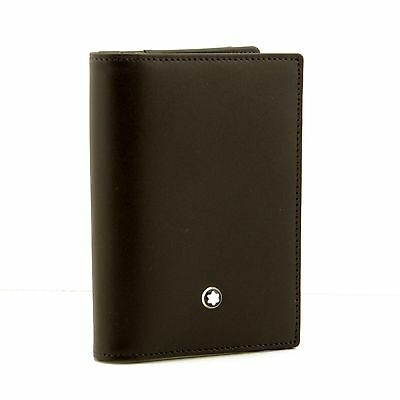 Business card holder MONTBLANC Meisterstück with gusset - 114553