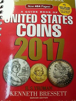 2017 Official Price Guide Red Book of United States Coins