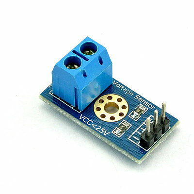 Voltage detection module Voltage Sensor Module for Arduino NEW - UK seller
