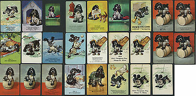 Butch The Cute Cocker Spaniel Dog Playing Cards 26 Singles