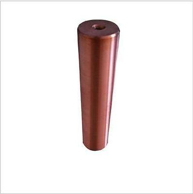 "Replacement Copper Anode 4.33""x0.98"" Electrode for Solar Pool Ionizer Purifier"